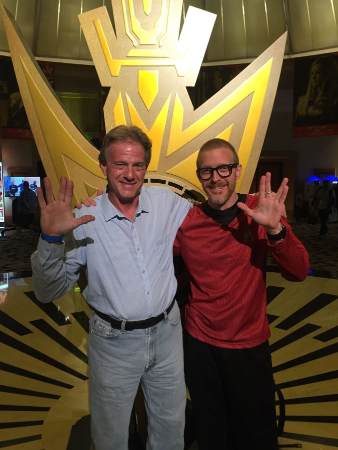 DAD AND I STLV