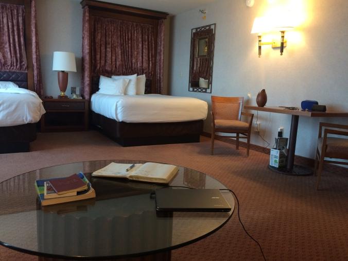 STLV HOTEL ROOM